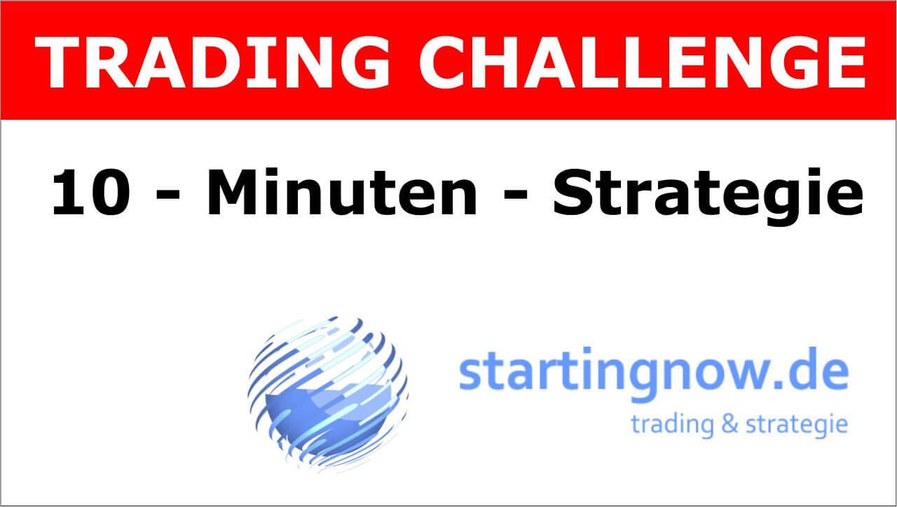 TRADING CHALLENGE