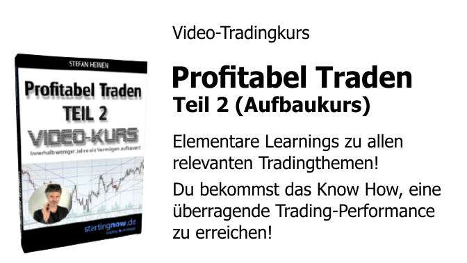 Profitabel Traden Teil 2