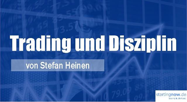 Trading und Disziplin