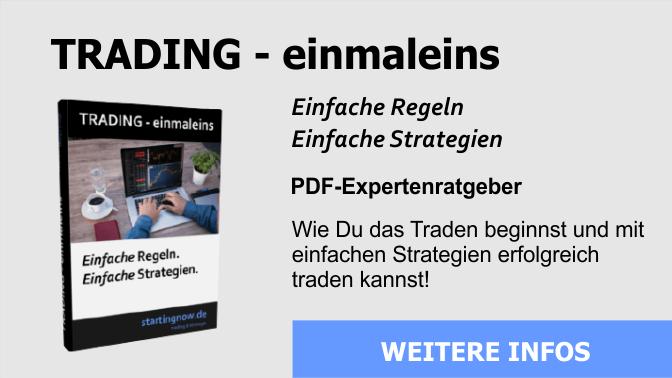 Expertenratgeber Trading-einmaleins
